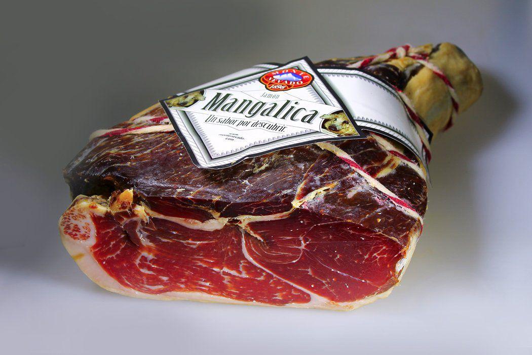 Mangalica Ham