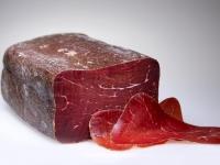 Gedroogd vlees en Salami