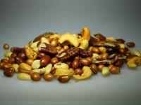 Gemende gezouten noten