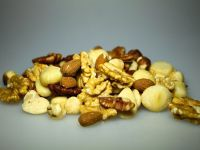 Gemengde rauwe noten